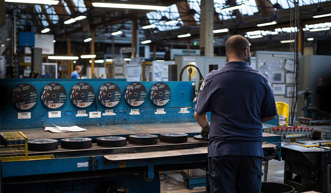 usine 2 norton sb5